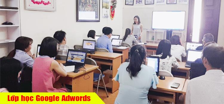Lớp học google adwords